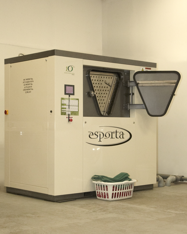 esporta machine