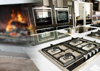 Wheatland Fireplace Kitchen Bath
